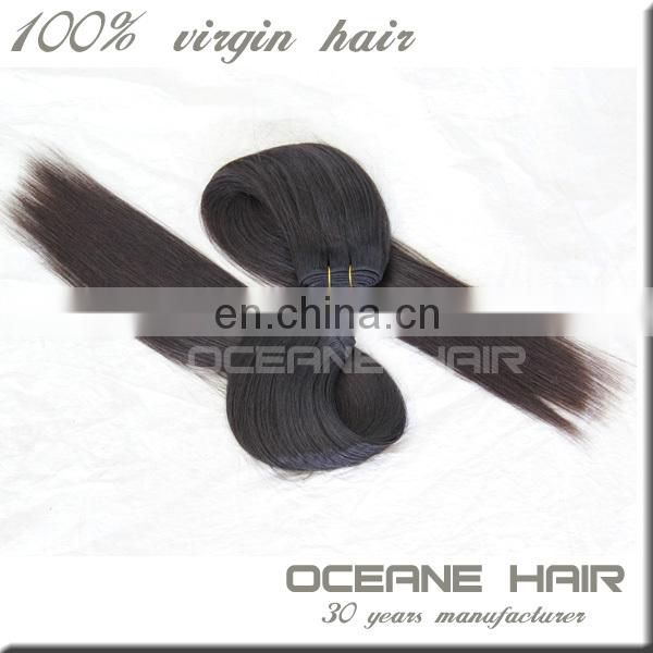 Factory wholesale price hot new product pure no chemical processed can be dyed and bleached high quality peruvian hair