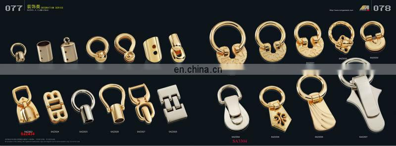 Metal bag decoration,leather handbags fittings SA2241