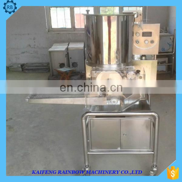 automatic Favorable price popular commercial automatic hamburger patty maker
