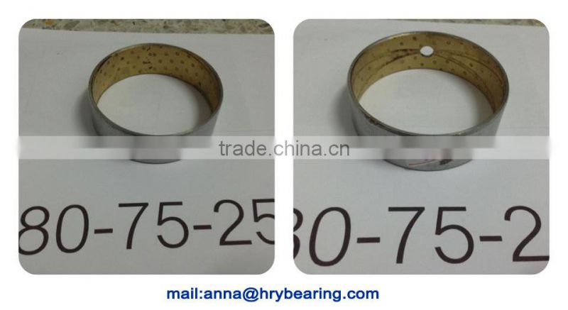 50mm auto bushing steel and copper casting for construction machinery parts ODM parts bush bearing bronze bush