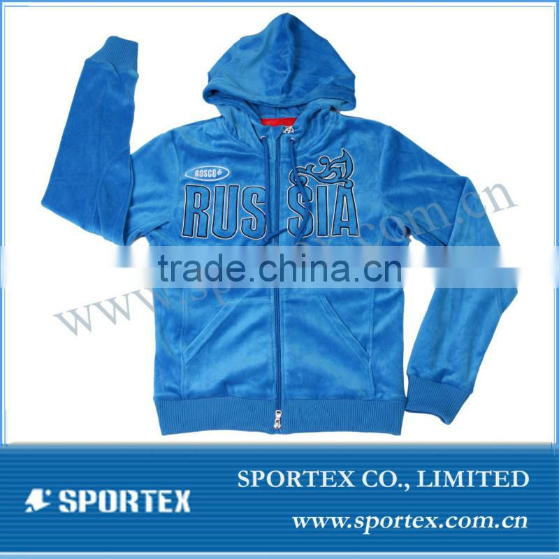 Mens high quality tracksuit/jogging wear/mens training suit
