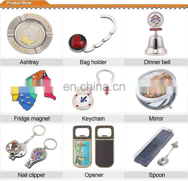 Factory direct supply hot selling metal souvenir