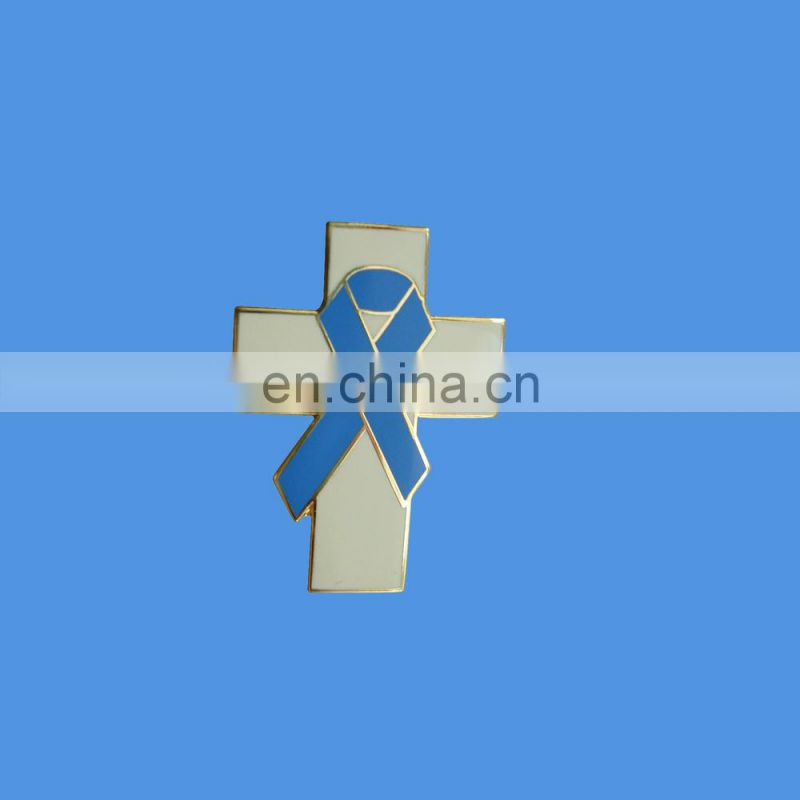 custom made magnet lapel pin with design