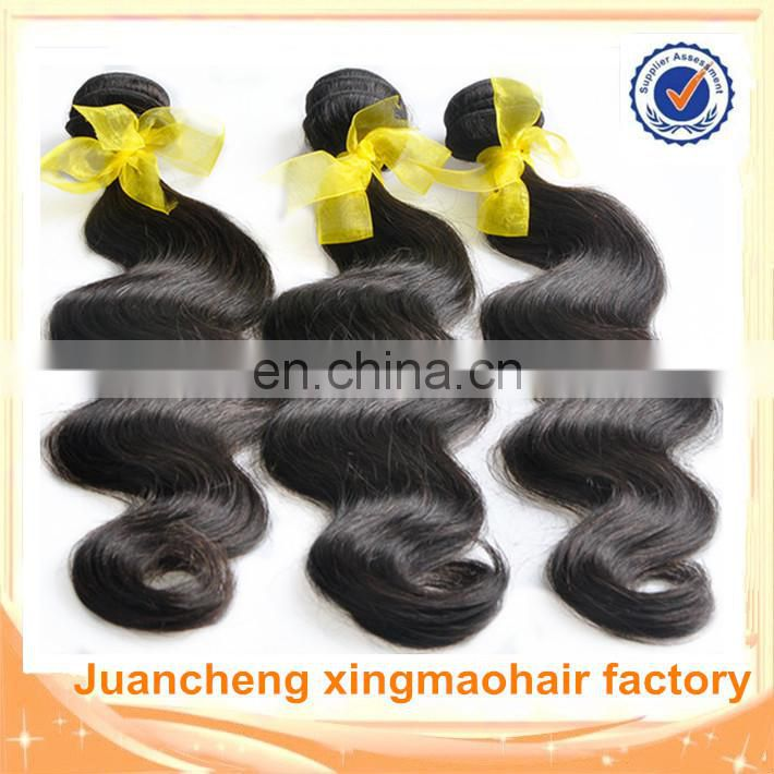 Wholesale Full Cuticle body wave Virgin Remy Good Feedback Malaysian Hair Cuticle Remy Raw Virgin Unprocessed Human Hair