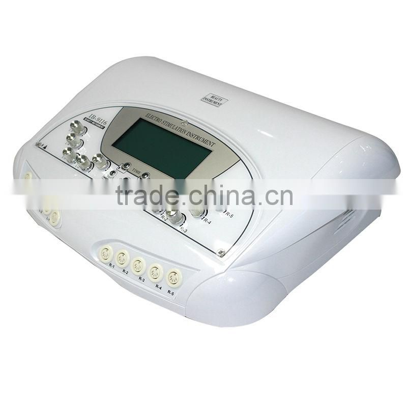 Weight Loss Electrotherapy Equipment Electrode Muscle Stimulator