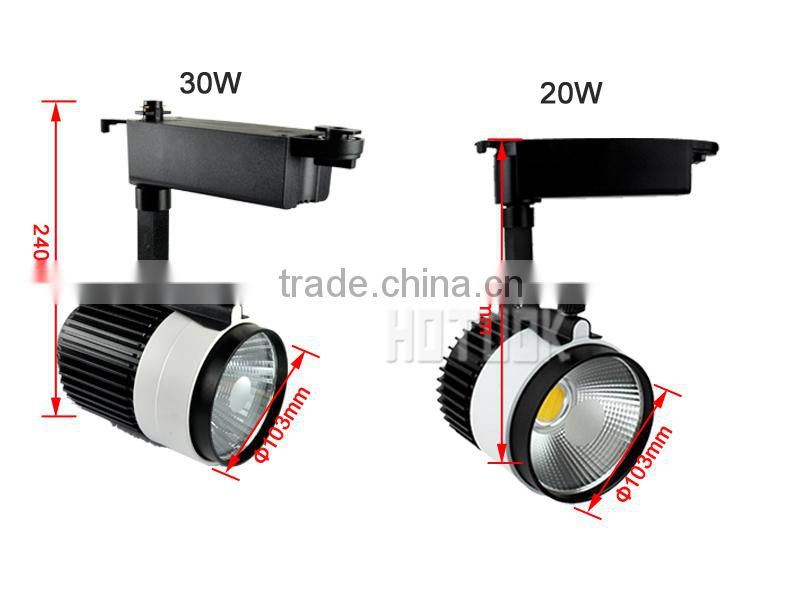 15W Integrated LED Track Light