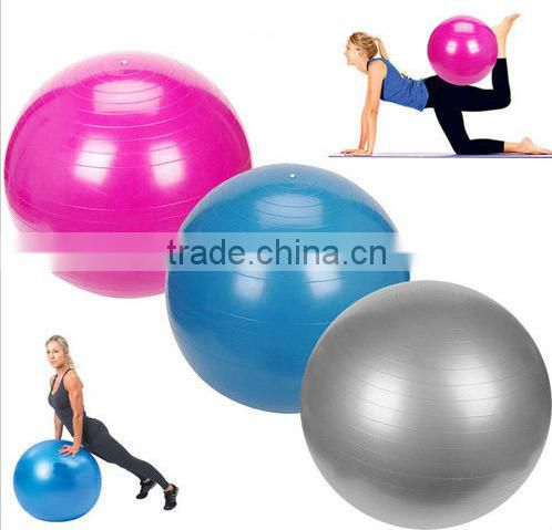 high quality PVC inflatable mum body fitness ball