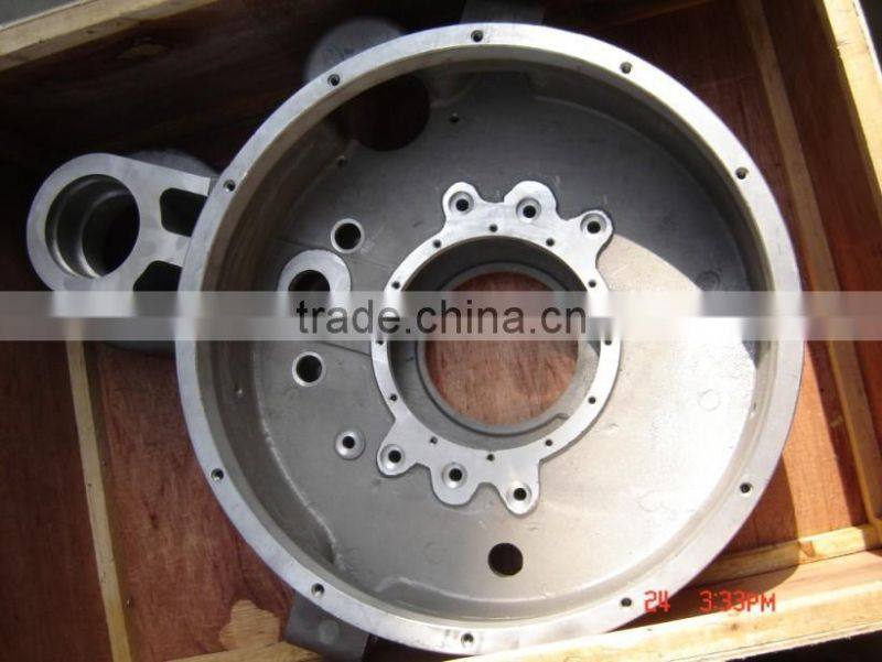 Widely Used Agricultural Machinery Parts Machining Flywheel Housing