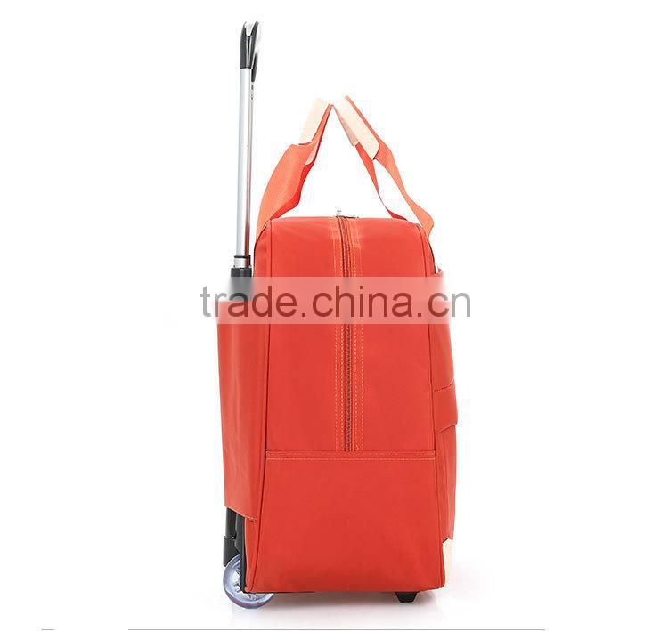2015 Hot Travel Bags on Wheels Folding Travel Bags Wheels Best Travel Bag LXB020
