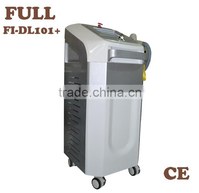hot sale in Korea laser hair removal machines / 808nm diode laser hair removal machine / permanent hair removal