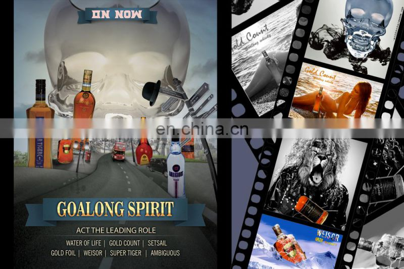 2014 Hot sale brands Goalong discount whisky