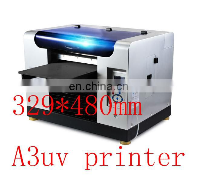 Mutifunctional hot sale CR Guide Shaft phone case printer