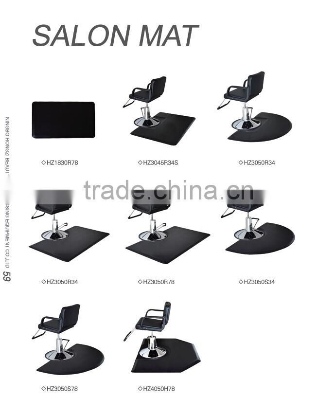 2015 durable Barber and Beauty Anti-fatigue Salon Mat