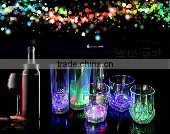 change color magic led cup for new year for party