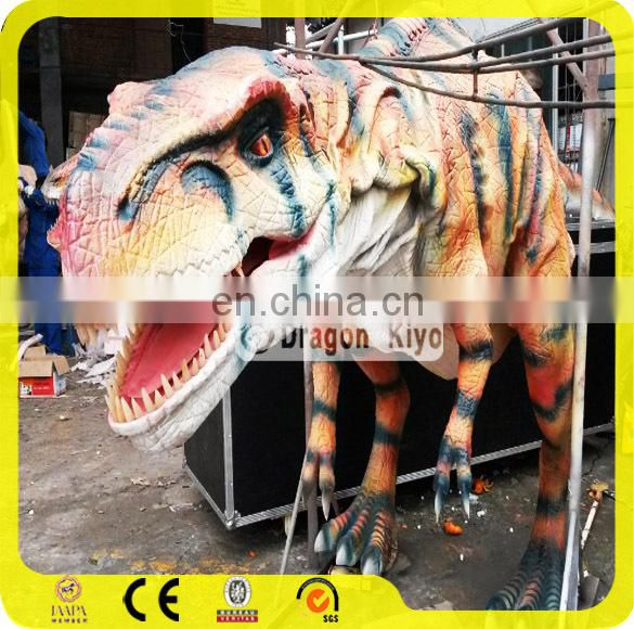 2017 hot sale t-rex Dinosaur costume for adult