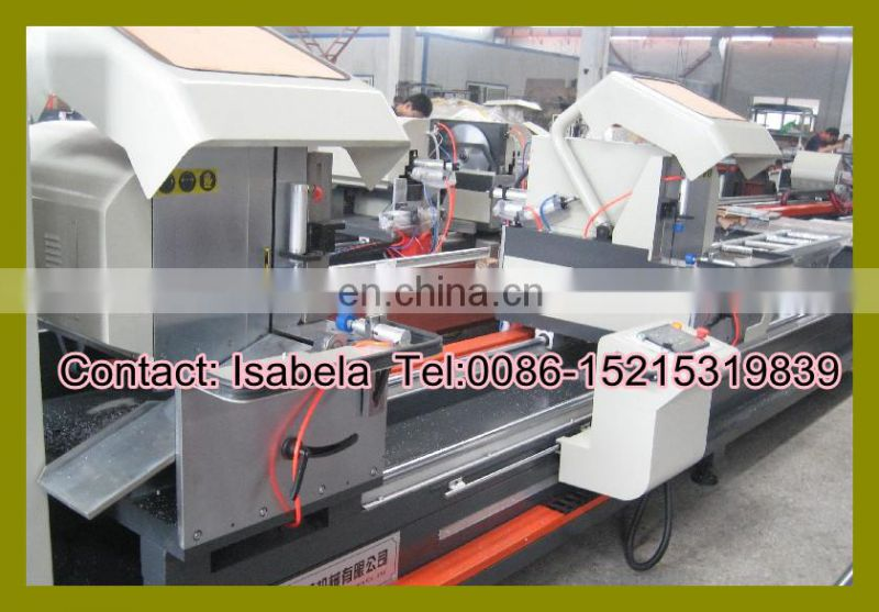 Aluminum window door production line / Corner connector automatic cuttig saw (LJJ-500)