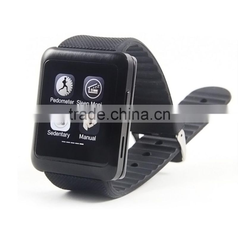 1.3MP camera 2G iOS Smart watch Android Dual SIM