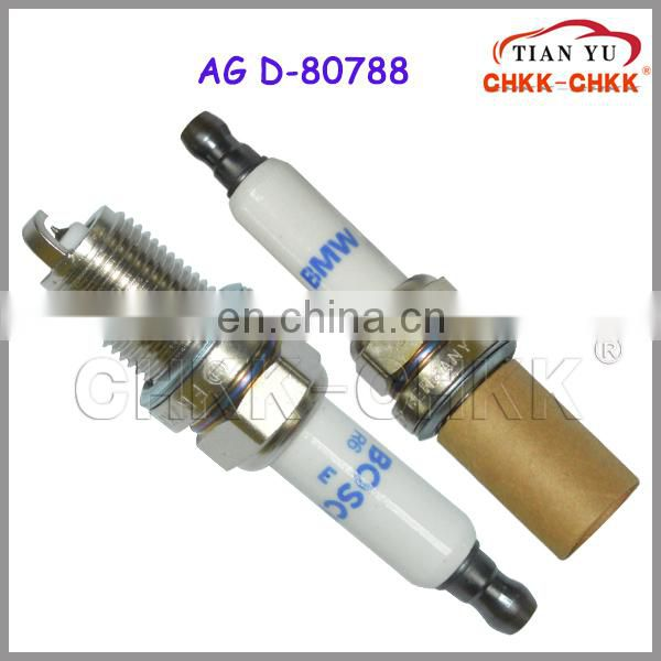 Auto electrical factory price AG D-80788 Spark plug