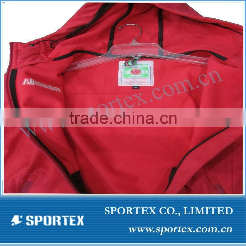 latest women sport softshell jacket