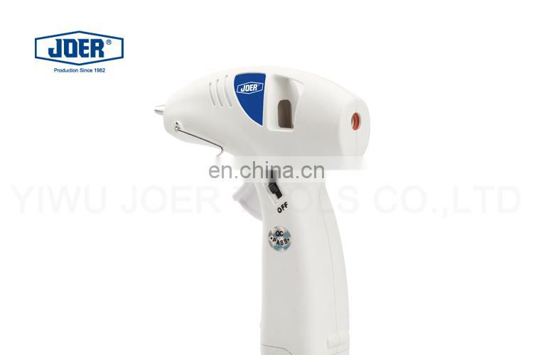 S-608 10w cordless battery hot melt silicone glue heating gun tool