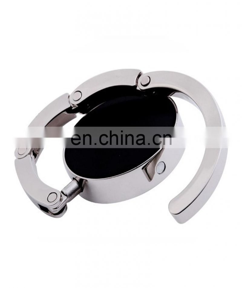 Custmized metal round bag parts & accessories