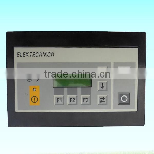 plc controller for air compressor/air compressor controller1900070008/china supplier
