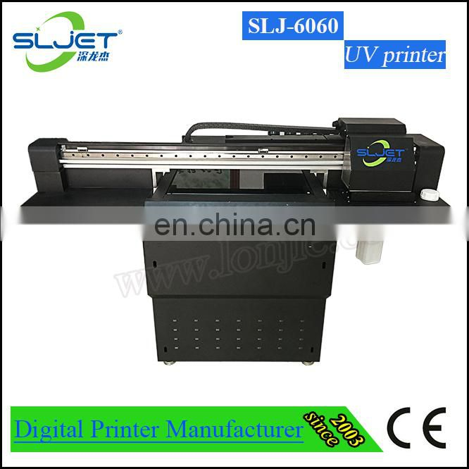 Sljet Uv Printing Machine Water Bottle