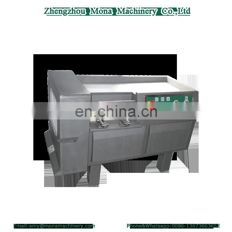 Cheap price stainless steel dicing meat cube cutting machine for beef Image