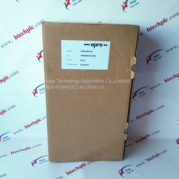 EPRO PR6424/114-100 In stock New and Original with 1 year warranty Image