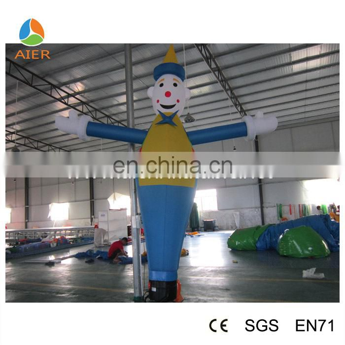 Advertising inflatable cartoon, cartoon jumper, inflatable cartoon