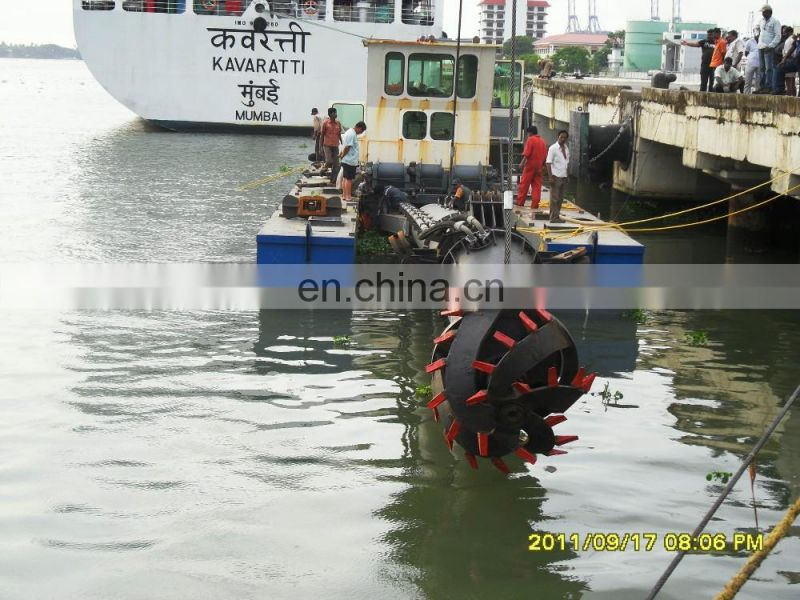HID 8 inches gold dredge for sale Image