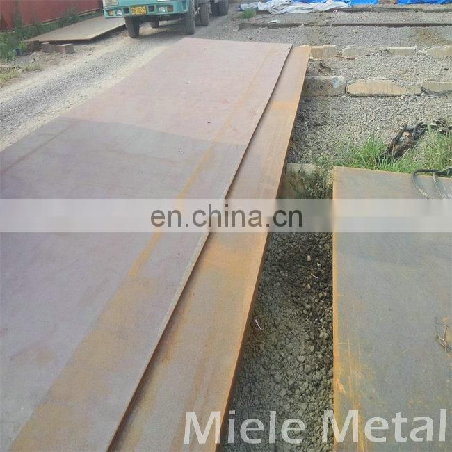 ASTM A36 Mild Carbon Steel Sheet For Construction