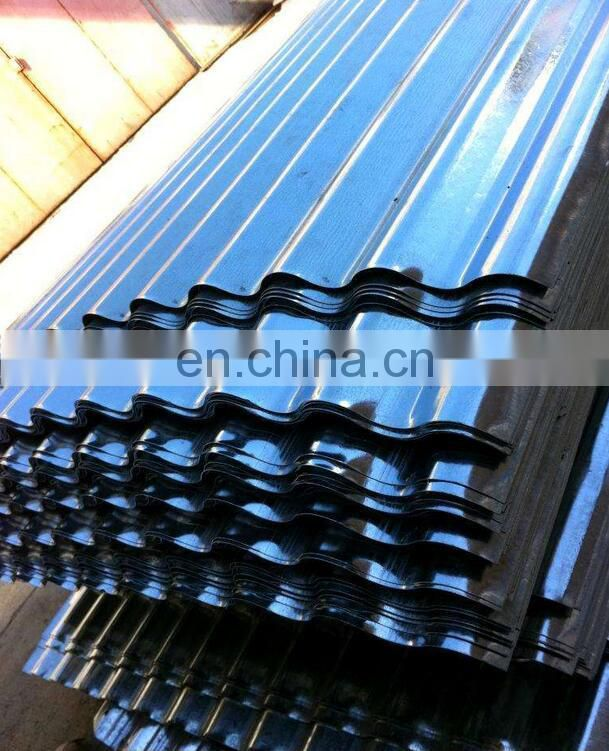 CGCC Hot Sale China Market Corrugated Metal Sheet