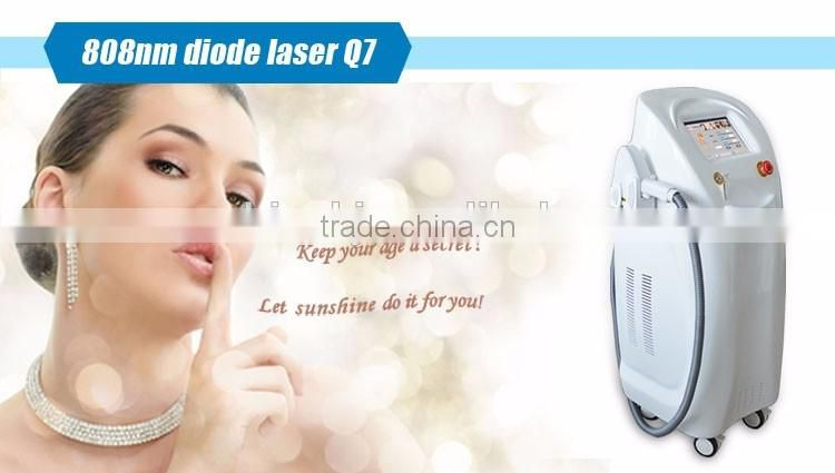 Discount 808 high performance diode laser hair removal turkey
