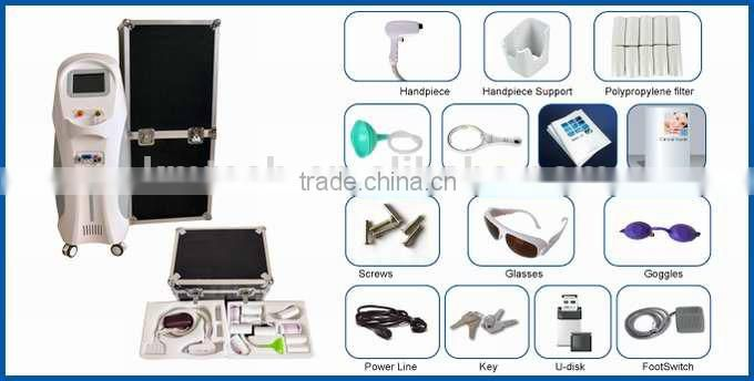 laser diode 808nm / 808 Diode laser hair removal machine / diode laser 808nm hair removal with CE