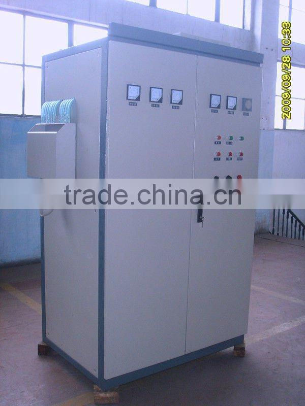Medium frequency induction heating power supply