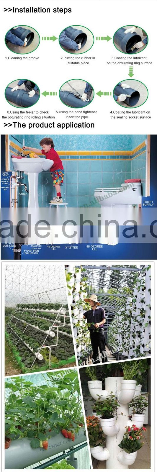 Yiming Industrial Piping System Different Types Of Pvc Electric China Electrical Pipe For Conduit Wiring Photos Pictures Made Making Machine