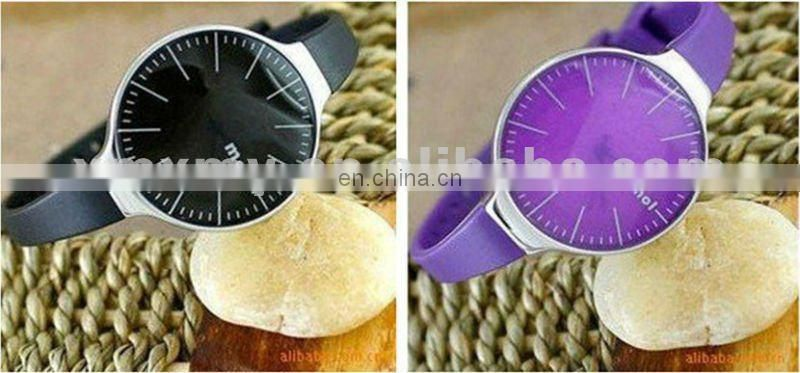 2015 Newest Monol Ladies silicone Watch