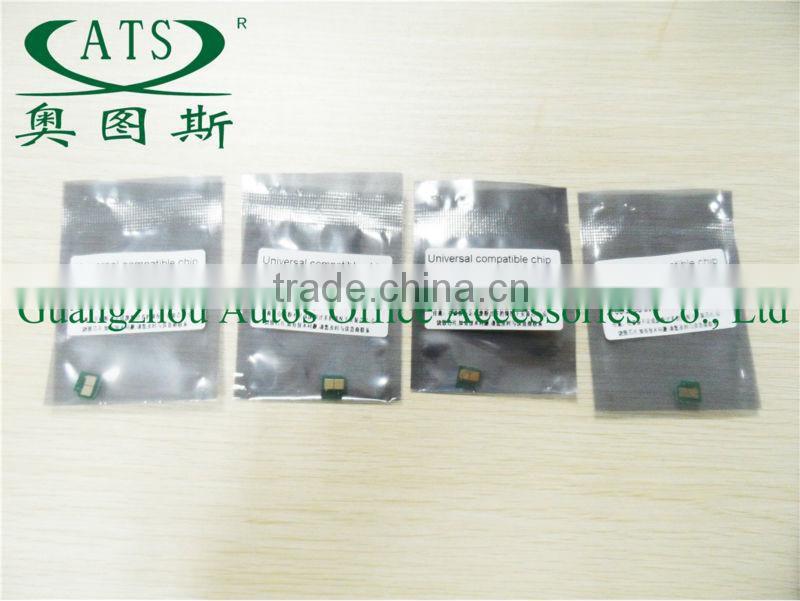 laser printer spare part color reset toner cartridge chip