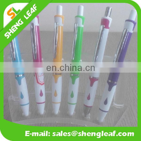 Metal clip ballpen made in china pen