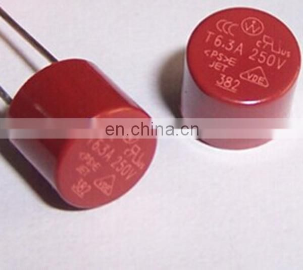 382 Micro Fuse 6.3A 250V with UL Marks