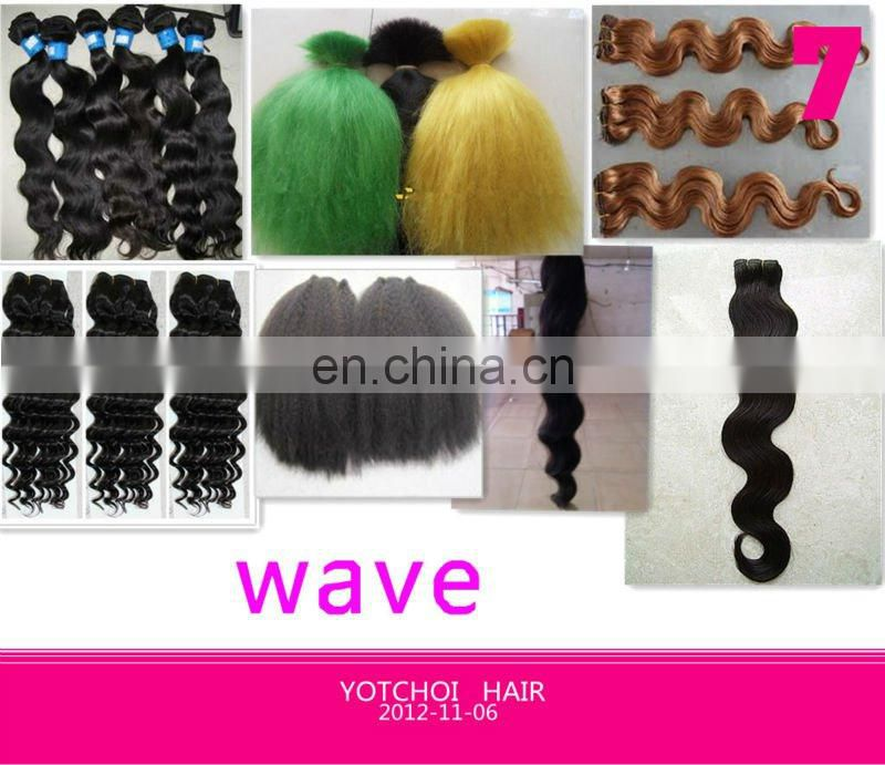 2013hot sale factory cheap price high quality full cuticle 100% human cheap and high quality 100 human raw hair