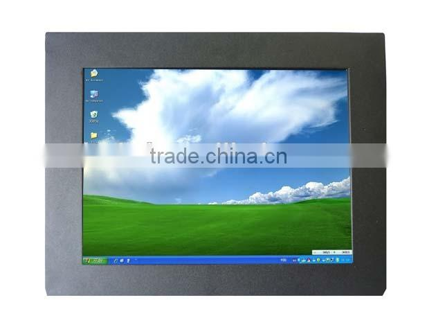 factory price 12 inch industrial touch screen all in one pc / POS / computer / tablet pc 12 inch
