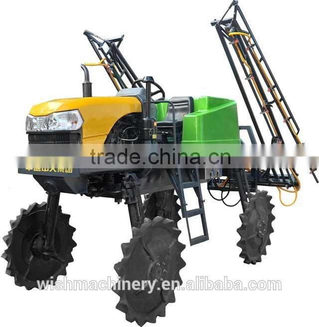 3WPG-600 600L farm orchard tractor sprayer Image