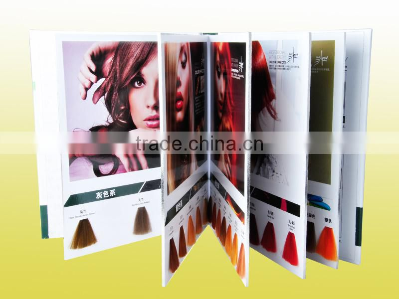 Oem Manufacturer Iso Certified Hair Color Chart For Professional