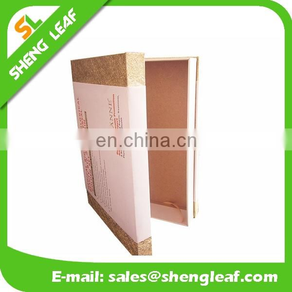 Wallet Gift Paper Box with Nice Ribbon