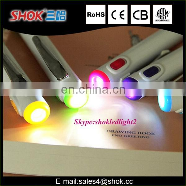 2015 hot selling High quality LED clear image projection pen