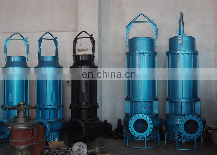 4 inch electric river sand dredging water pump