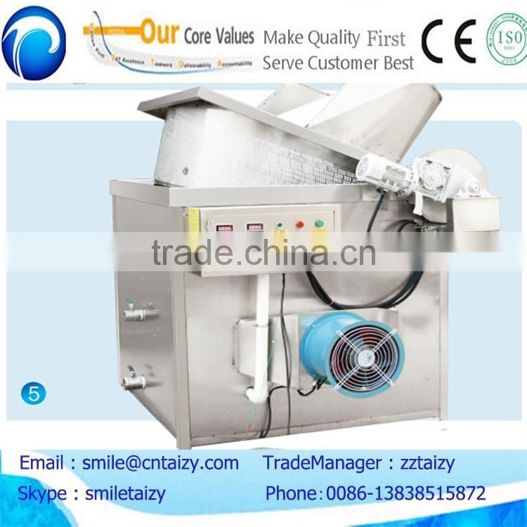potato chips making machine/small scale potato chips production line