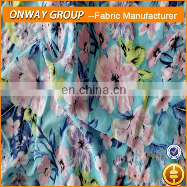 cheap evening dresses rayon spandex knit fabric manufacturer rayon spandex knit fabric